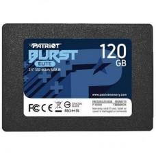 "Накопичувач SSD 2.5""  120GB Patriot Burst Elite (PBE120GS25SSDR)"