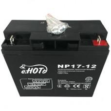 Батарея ИБП Enot 12В 17 Ач (NP17-12)
