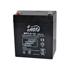 Батарея ИБП Enot 12В 5 Ач (NP5.0-12)