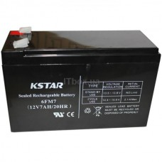 Батарея ИБП KSTAR 12В 7 Ач (6-FM-7)