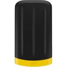 "Внешний жесткий диск 2.5"" 1TB USB3.0 SILICON POWER Armor A65 Black (SP010TBPHDA65S3K)"