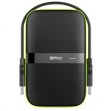 "Внешний жесткий диск 2.5"" 1TB USB3.0 SILICON POWER Armor A60 Black (SP010TBPHDA60S3K)"