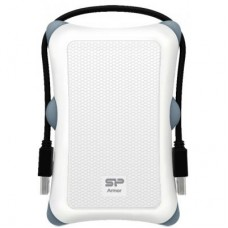 "Внешний жесткий диск 2.5"" 1TB USB3.0 SILICON POWER Armor A30 White (SP010TBPHDA30S3W)"