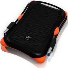 "Внешний жесткий диск 2.5"" 1TB USB3.0 SILICON POWER Armor A30 Black (SP010TBPHDA30S3K)"