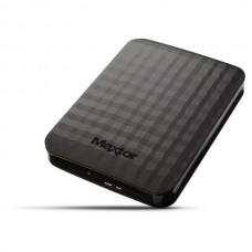 "Внешний жесткий диск 2.5"" 1TB USB3.0 Seagate M3 Portable (STSHX-M101TCBM), пластик, черный"