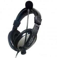 Гарнітура SOMIC SENIC ST2688 Black Silver (9590010338)