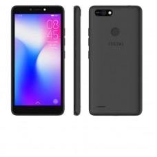 """Смартфон Tecno Pop 2F B1F 1/16GB Midnight Black (4895180746659) 5.45"""" (960х480) TN / MediaTek MT6582 / ОЗУ 1 ГБ / 16 ГБ вбудованої + microSD до 128 ГБ / камера 5 Мп + 8 Мп / 3G (WCDMA) / Bluetooth / Wi-Fi / GPS / A-GPS / ОС Android 8.1 (Oreo) / 151.3"""