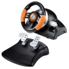 Руль Genius SPEED WHEEL 3 MT Vibration USB (31620026100)