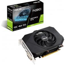 Відеокарта PCI-E nVidia GTX1650 ASUS Phoenix OC 4ГБ (PH-GTX1650-O4GD6) / GDDR6 / 128 bit / 1635/12000 / DVI / HDMI / DP