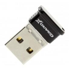 Адаптер USB2.0 Bluetooth Grand-X BT40G