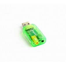 Звукова карта USB Gembird SC-USB-01 2.0 Channel