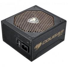 Блок живлення Cougar  800Вт GX800 ATX, 140мм, APFC, 10xSATA, 80 PLUS Gold, модульне підключення