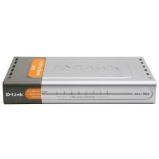 """Коммутатор 1000M 24 порта D-Link DES-1026G 24x10/100TX, 2x10/100/1000TX, Метал, 19"""" RM"""