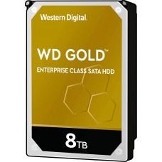 """Жорсткий диск 3.5"""" SATA3 8TB 256MB 7200 WD Gold Enterprise Class (WD8004FRYZ)"""