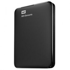 "Внешний жесткий диск 2.5""  500GB USB3.0 WD Elements Portable Black (WDBUZG5000ABK-WESN)"